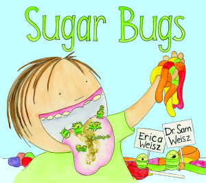 New Edition of Sugar Bugs in Hard Cover!